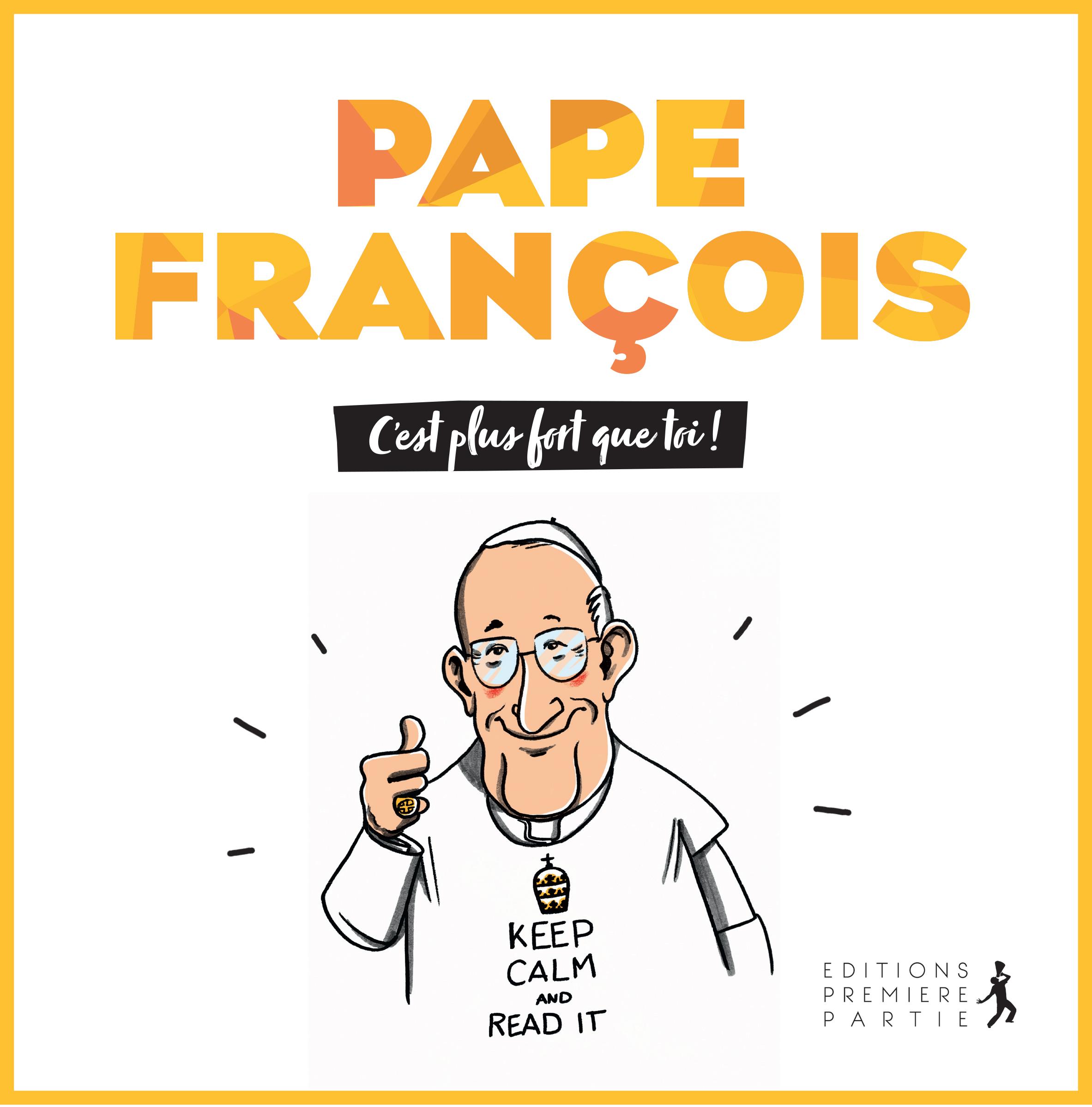 """Bendo """"Pape François, c'est plus fort que toi !""""-0"""
